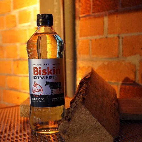 Kaminstimmung mit Biskin